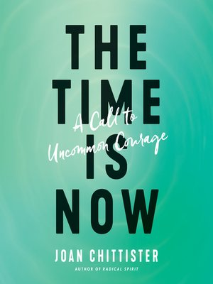 cover image of The Time Is Now