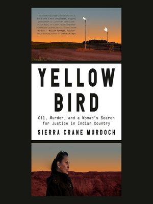cover image of Yellow Bird