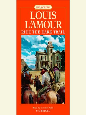 cover image of Ride the Dark Trail