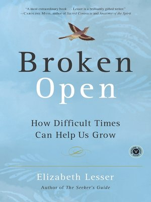 cover image of Broken Open
