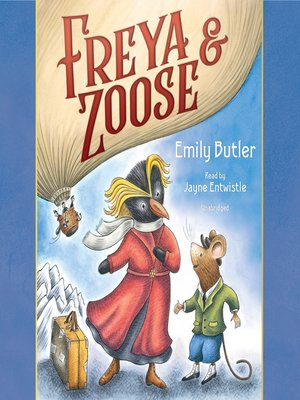 cover image of Freya & Zoose