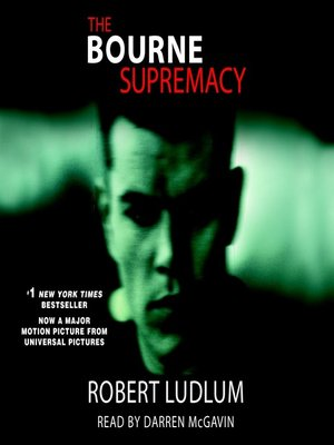 cover image of The Bourne Supremacy