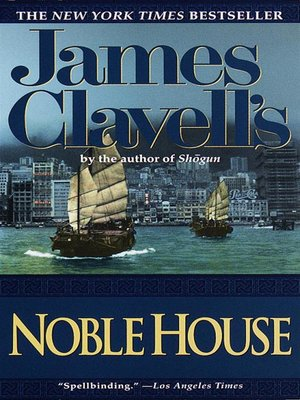 cover image of Noble House