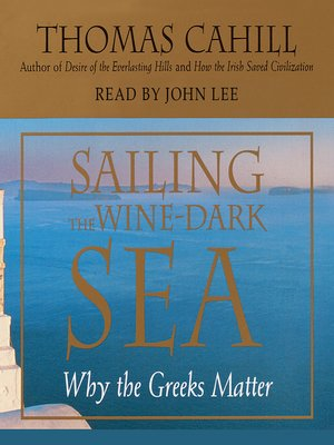 cover image of Sailing the Wine-Dark Sea