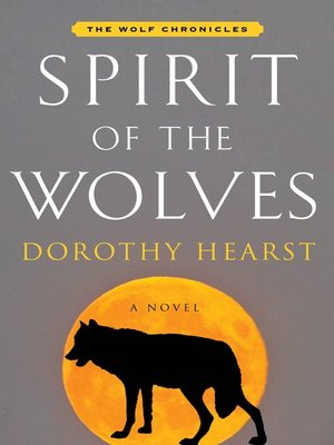 cover image of Spirit of the Wolves