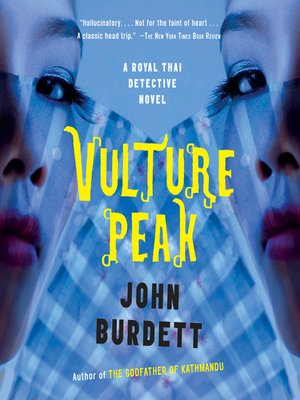 cover image of Vulture Peak