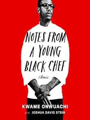 cover image of Notes from a Young Black Chef