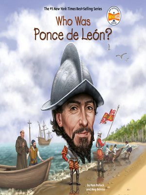 cover image of Who Was Ponce De Leon?