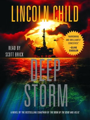 cover image of Deep Storm