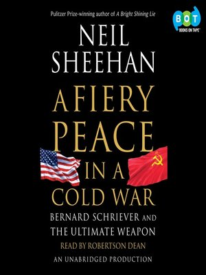 cover image of A Fiery Peace in a Cold War