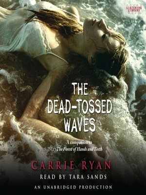cover image of The Dead-Tossed Waves