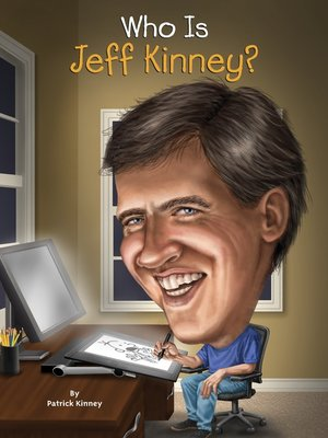 cover image of Who is Jeff Kinney?