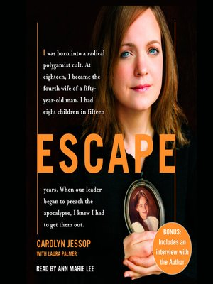 cover image of Escape