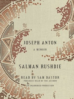 cover image of Joseph Anton