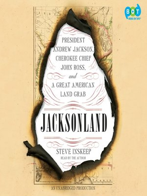 cover image of Jacksonland