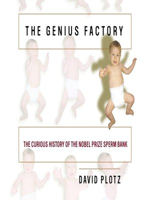 cover image of The Genius Factory