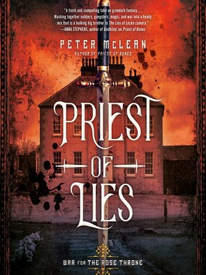 cover image of Priest of Lies