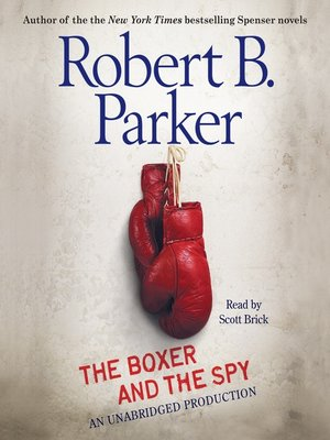 cover image of The Boxer and the Spy