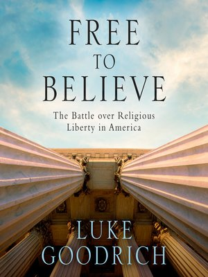 cover image of Free to Believe