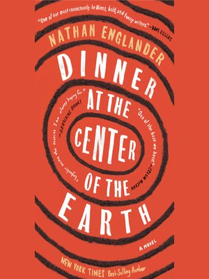 cover image of Dinner at the Center of the Earth