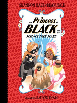 cover image of The Princess in Black and the Science Fair Scare