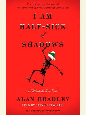 cover image of I Am Half-Sick of Shadows