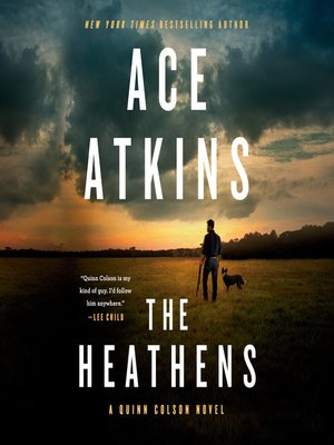 cover image of The Heathens