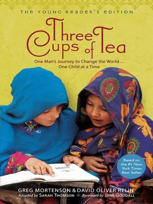cover image of Three Cups of Tea