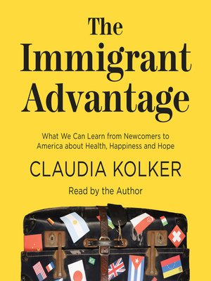 cover image of The Immigrant Advantage