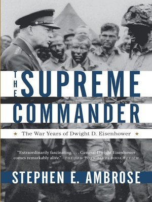 cover image of The Supreme Commander