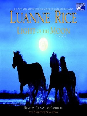 cover image of Light of the Moon