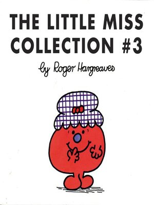 cover image of The Little Miss, Collection 3