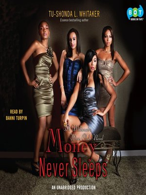 cover image of Money Never Sleeps