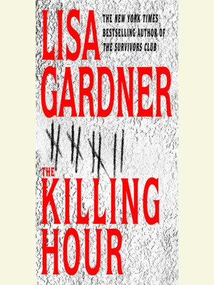 cover image of The Killing Hour
