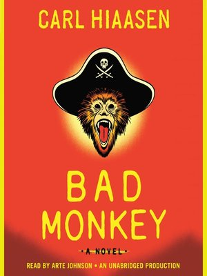 cover image of Bad Monkey