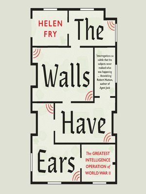 cover image of The Walls Have Ears