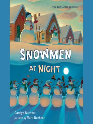 cover image of Snowmen at Night