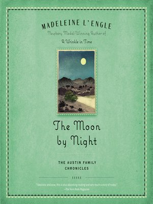 cover image of The Moon by Night