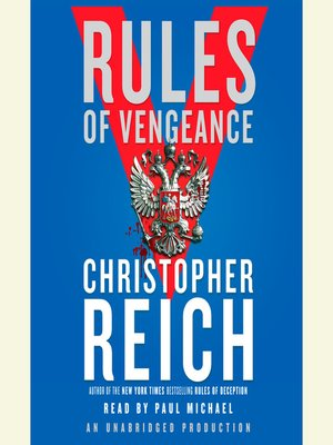 cover image of Rules of Vengeance