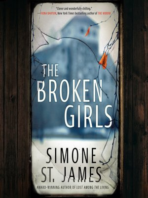 cover image of The Broken Girls