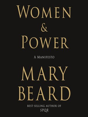 Women & Power by Mary Beard · OverDrive (Rakuten OverDrive