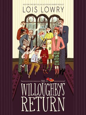 cover image of The Willoughbys Return