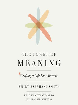 cover image of The Power of Meaning
