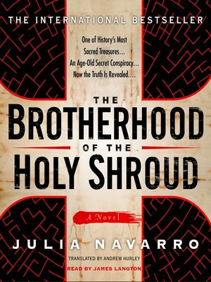 cover image of The Brotherhood of the Holy Shroud