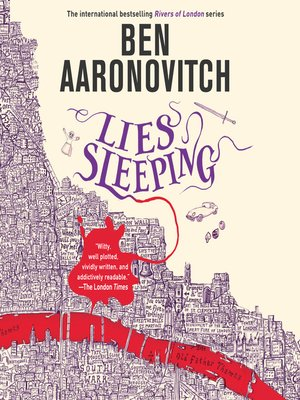 cover image of Lies Sleeping