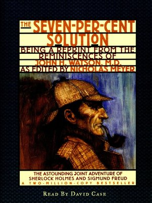 cover image of The Seven-Per-Cent Solution