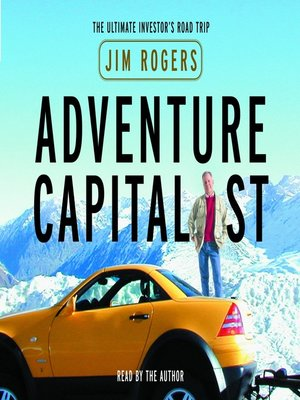 cover image of Adventure Capitalist