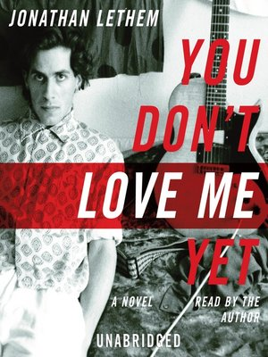 cover image of You Don't Love Me Yet