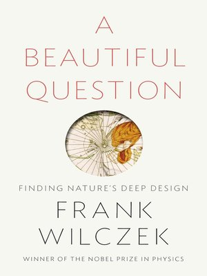 cover image of A Beautiful Question
