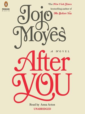cover image of After You